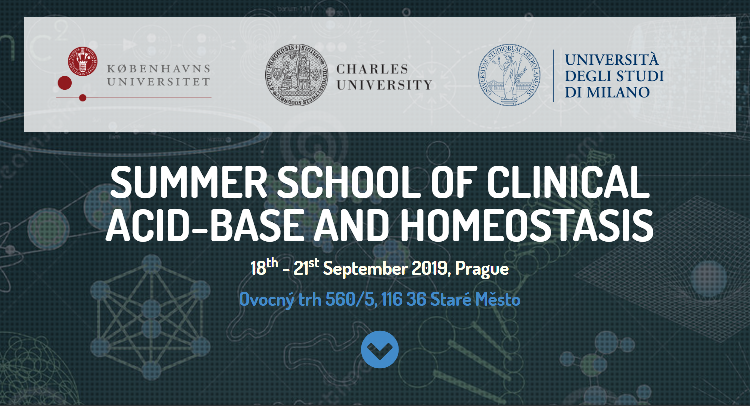 Summer School of Acid-Base and Homeostasis